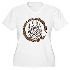 Celtic Stone: Bear Paw T-Shirt