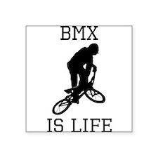 BMX Is Life Sticker