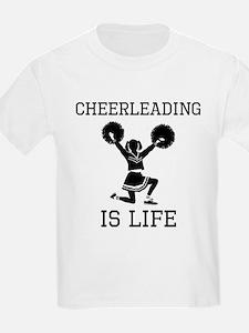 Cheerleading Is Life T-Shirt