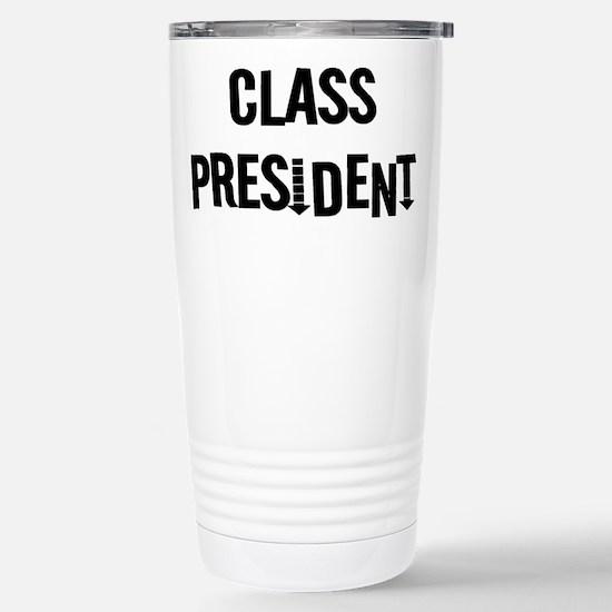 "Class President ""Label Me"" Mugs"