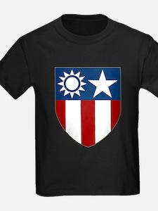 China Burma India Thea T-Shirt