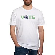 Vote Green Shirt