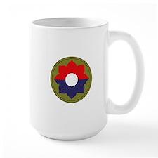 9th Infantry Division Mugs