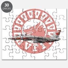 F-14 Tomcat VF-1 Wolfpack Squadron Puzzle