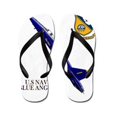 3-BAlogo10x10_apparel.jpg Flip Flops