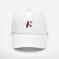 My Lipstick Baseball Baseball Baseball Cap