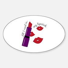 My Lipstick Decal