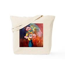 Ethereal Vase of Flowers Tote Bag