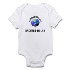 World's Coolest BROTHER-IN-LAW Infant Bodysuit