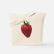 strawberry camara Tote Bag