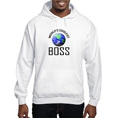 World's Coolest BOSS Hoodie