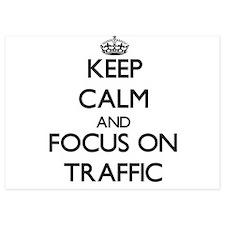 Keep Calm by focusing on Traffic Invitations