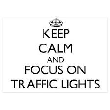 Keep Calm by focusing on Traffic Light Invitations
