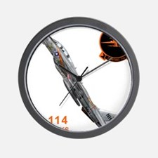 vf114logo10x10_apparel copy.png Wall Clock