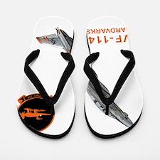 vf114logo10x10_apparel copy.png Flip Flops