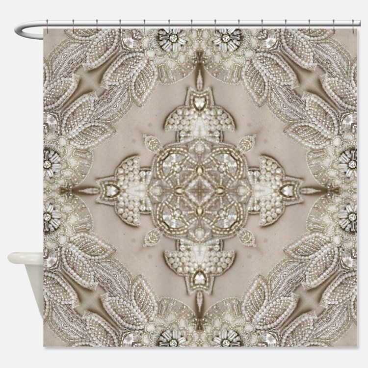 Rhinestone bathroom accessories decor cafepress for Bathroom accessories with rhinestones