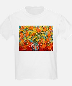 New York Wildflowers 3 T-Shirt