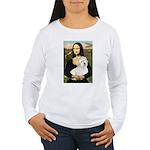 Mona's Coton de Tulear Women's Long Sleeve T-Shirt