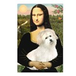 Mona's Coton de Tulear Postcards (Package of 8)
