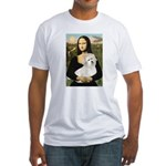 Mona's Coton de Tulear Fitted T-Shirt