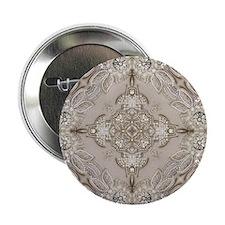 "glamorous girly Rhinestone lace pearl 2.25"" Button"