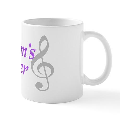 Groom's Sister(clef) Mug