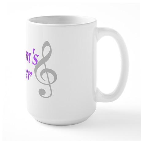 Groom's Sister(clef) Large Mug
