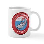 USS OKINAWA Mug