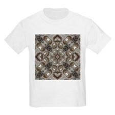 girly vintage pearl diamond glamorous T-Shirt