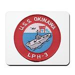 USS OKINAWA Mousepad