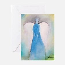 GUARDIAN ANGEL Greeting Cards (Pk of 20)
