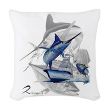 Offshore Woven Throw Pillow