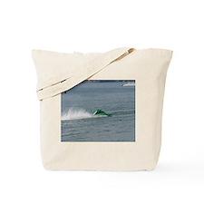 Racing Hydroplane Tote Bag