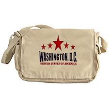 Washington, D.C. Messenger Bag