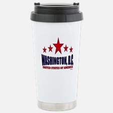 Washington, D.C. Travel Mug