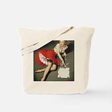 Classy pinup Tote Bag