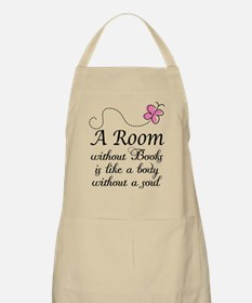 Room Without Books Apron