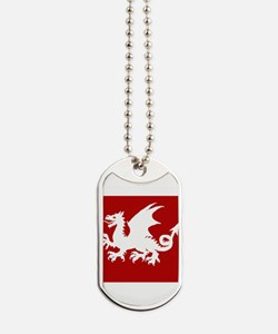 Cute Celtic nations Dog Tags