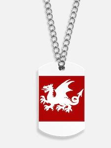 Cute George dragon Dog Tags