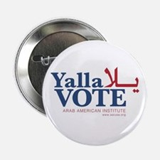 "Yalla Vote 2.25"" Button (10 pack)"