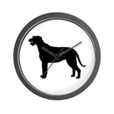 Irish wolfhounds Wall Clocks
