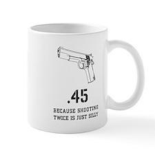 Semi Automatic Pistol Mugs