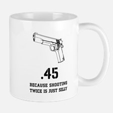 Semi Automatic Pistol Mugs