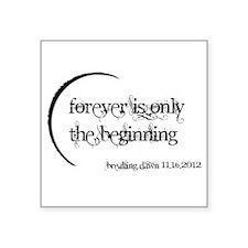 Breaking Dawn 2 Forever Sticker