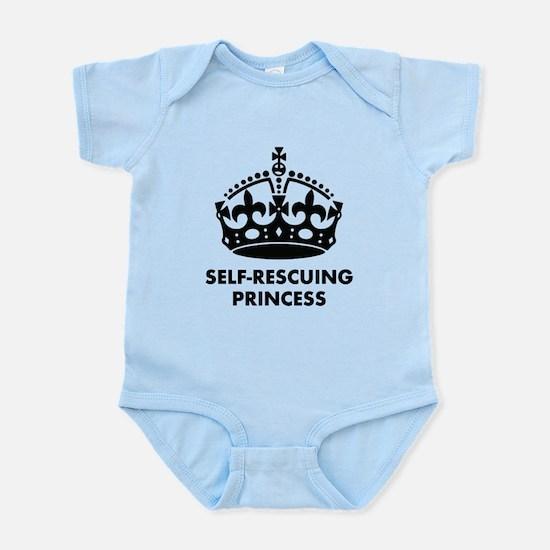 Self-Rescuing Princess Body Suit