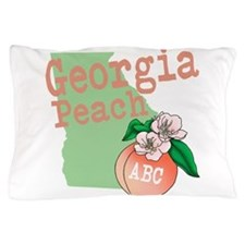 Georgia Peach Pillow Case