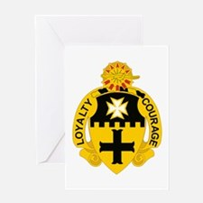 5th Cavalry Regiment Greeting Cards