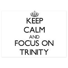 Keep Calm by focusing on Trinity Invitations