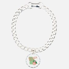 Georgia Peach Bracelet
