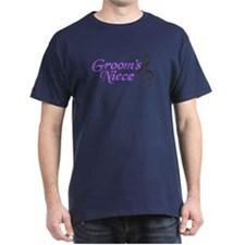 Groom's Niece(clef) T-Shirt